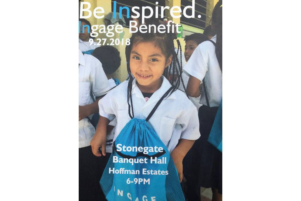 Be INspired - INGAGE Benefit 2018